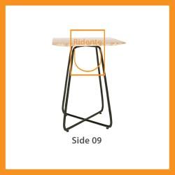 Ridente | Meja Tamu / Coffee Table / Side Table Tipe Side 09