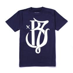 Classic Logo Navy Tshirt