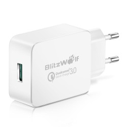 BlitzWolf BW-S5 Fast Charging Charger USB 1 Port Quick Charge 3.0