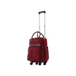 ace. Japan Amully TR Tas Backpack Trolley 24L Jepang Bordeaux 95310