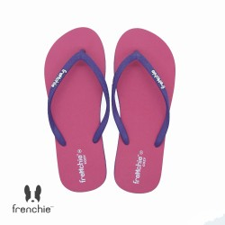 FRENCHIE Sandal Jepit Pink Purple COZY SCW05
