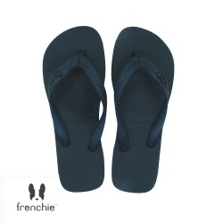FRENCHIE Sandal Jepit ONYX BOLD SOB03 Black Brown