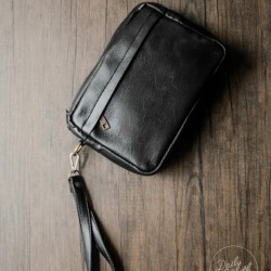 Oxford Black - Tas clutch bag from The Daily Smith