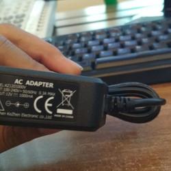 adaptor ipcamera ip550 12volt 1ampere