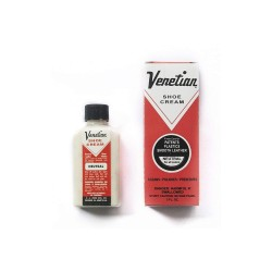 Venetian Shoe Cream - Neutral (All Colours) 3oz