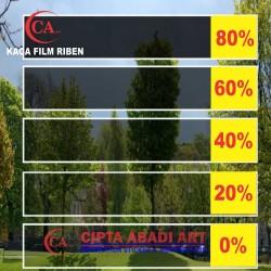 KACA FILM RIBEN/GLASS FILM 80%(TOP QUALITY)