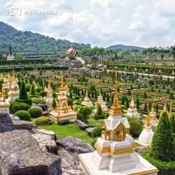 Tiket Masuk Nong Nooch Tropical Garden + Buffet Lunch (Dewasa)