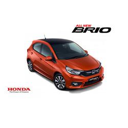ALL NEW HONDA BRIO RS MT 100