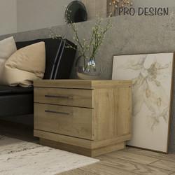 Pro Design Patron Meja Samping Tempat Tidur