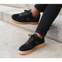 Jual Nike Air Force 1 Black Gum Model & Desain Terbaru - Harga July 2021