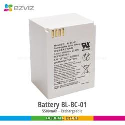 Ezviz Rechargeable Li Ion Battery 5500mAh BL-BC-01 for C3A