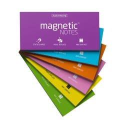 Tesla Amazing Magnetic Sticky Notes Size L 200 x 100mm