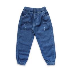 WakaKids Celana Anak Jogger Jeans Long Ripped 003 Vench