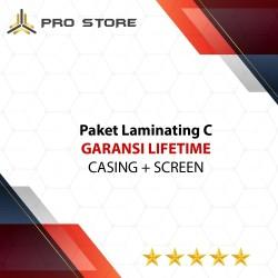 PAKET ST C - CASING + SCREEN (GARANSI LIFETIME)