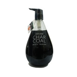 """HUMPHREY SKIN CARE ACTIVATED CHARCOAL """"DETOX"""" BODY WASH 500ML"""