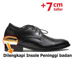 Keeve Sepatu Formal Peninggi Badan Pria KBL-169