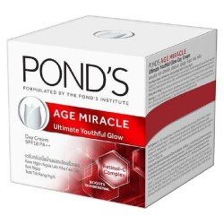 Ponds Age Miracle Ultimate Youthful Glow Day Cream SPF 18 50gr