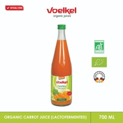VOELKEL ORGANIC CARROT JUICE ( LACTOFERMENTED ) 700 ML