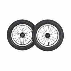 "Ban Sepeda Angin Balance Bike- Air Tire wheel Set (FR) for 12"""