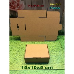 kardus karton box Uk. 15x10x5 cm ....DIE CUT
