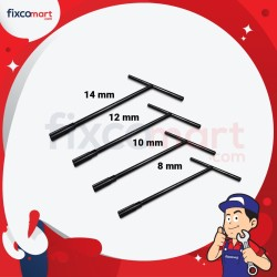 Paket Murah Tekiro Kunci Sock T (8,10,12,14)