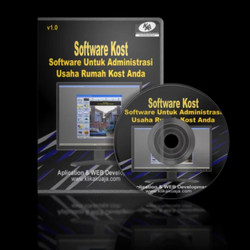 Free download software rumah kost