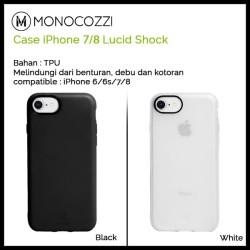 Monocozzi Lucid Shock Case for iPhone 7/8