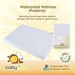 Babybee - Waterproof Matress Protector All Size
