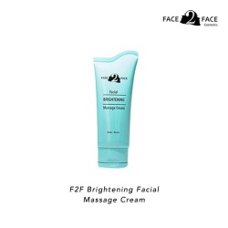 FACE 2 FACE Facial Brightening Massage Cream
