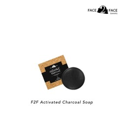 FACE 2 FACE Activated Charcoal Soap
