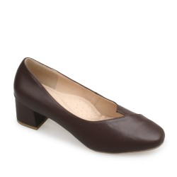 Symbolize Gafney Heels - Coklat