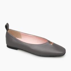 Symbolize Meysa Flat Shoes - Abu