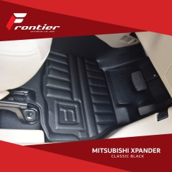 Karpet Mobil Frontier Untuk Mitsubishi Xpander Type Classic Black