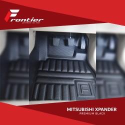 Karpet Mobil Frontier Untuk Mitsubishi Xpander Type Premium Black