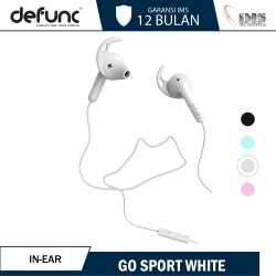 DeFunc GO Sport - Corded Earphone