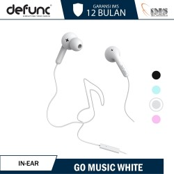 DeFunc GO Music - Corded Earphone