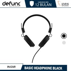 Defunc Headphone Basic Black