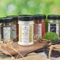 Natural Garlic Powder ( Bubuk Bawang ) 70 Gr