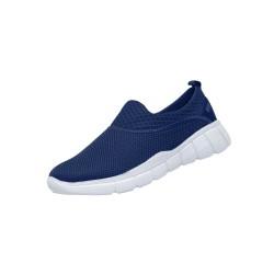 Sepatu Eagle Millenial Biru Tua Putih – Lifestyle Shoes