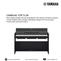 Yamaha Arius YDP-S34 Digital Piano