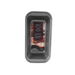 HS Homeland Bakeware Loaf Loyang Kue Besar 25 x 13 cm - Grey