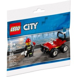 Lego 30361 CITY Fire ATV