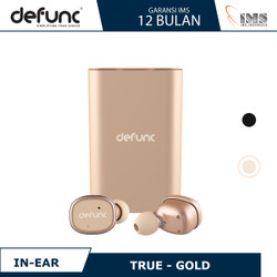 Defunc TRUE Wireless Earbud - Gold