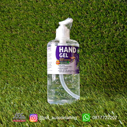 PRIMO HAND GEL Hand Sanitizer Size 500ml - Lavender