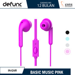 Defunc Basic Music Corded Earphone