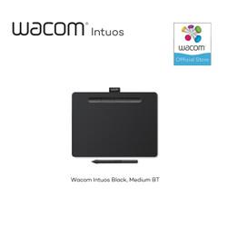 Wacom Intuos Pen & Bluetooth Medium, Black CTL-6100WL/K0-CX