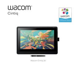 Wacom Cintiq 16 Venus Pen Display Tablet Monitor Design DTK-1660/K1-C