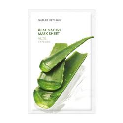 NATURE REPUBLIC Real Nature Aloe Mask Sheet