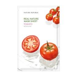 Real Nature Tomato Mask Sheet