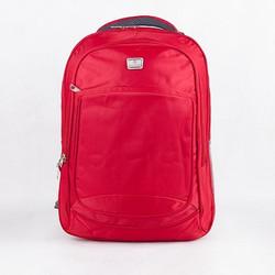 """Polo Rise Tas Ransel Laptop Embos Belakang-Tas Punggung Pria-6539#18"""""""